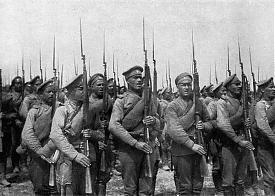 русская пехота|Фото: ru.wikipedia.org