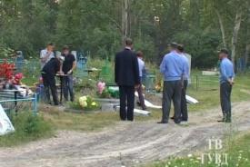 вандалы погром на кладбище полиция|Фото: 66.mvd.ru