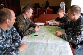 ан-2 поиски полиция карта Фото: 66.mvd.ru