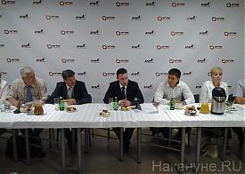 Игорь Холманских УГМК в защиту человека труда|Фото: Накануне.RU