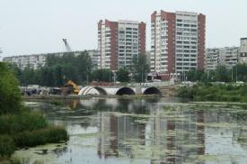 Михаил Юревич, Челябинск, развязки|Фото:gubernator74.ru