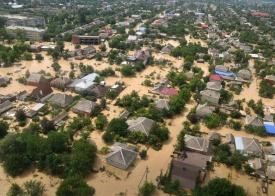 наводнение, крымск Фото: twitter.com/witozzz