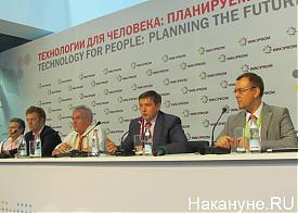 Иннопром 2012 пресс-конференция Фото: Накануне.RU