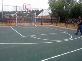 спортивня площадка мяч березовский район|Фото: www.berezovo.ru