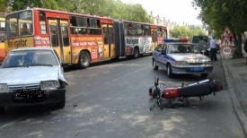 ДТП мопед|Фото: пресс-служба ГИБДД по Екатеринбургу