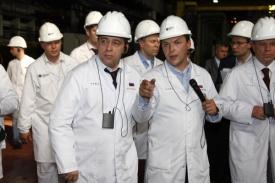 Куйвашев ПНТЗ Фото: ДИП губернатора