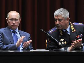 Владимир Путин Владимир Колокольцев|Фото: mk.ru