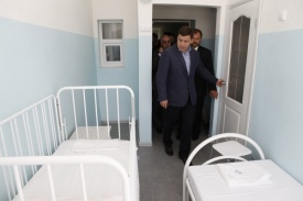 Куйвашев центр реабилитации наркозависимых в Карпинске|Фото: ДИП губернатора