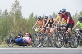 веломарафон спорт велосипед инвалид|Фото: центр спорта инвалидов югры