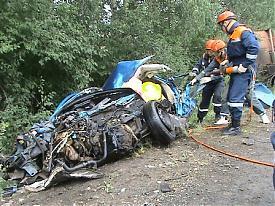 спасатели иномарка|Фото: пресс-служба УГИБДД Свердловской области