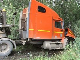 грузовик|Фото: пресс-служба УГИБДД Свердловской области
