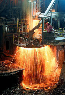 металлургия плавка печь|Фото
