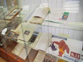 выставка об истории выборов в России|Фото: