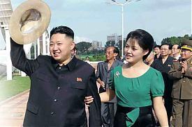 Ким Чен Ын Ли Соль Чжу|Фото: aksam.com.tr