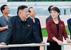 Ким Чен Ын Ли Соль Чжу|Фото: livejournal.com