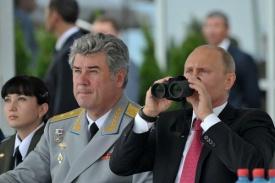 Владимир Путин на 100-летии ВВС России|Фото: Кремль