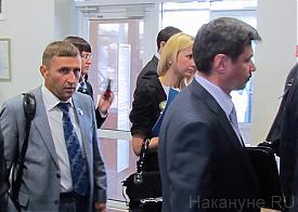 Евгений Артюх Андрей Ветлужских|Фото: Накануне.RU