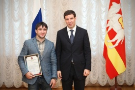 Мансур Исаев и Михаил Юревич|Фото:А. Колющенко