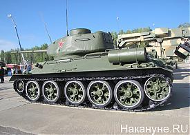 "выставка ""Оборона и защита 2012"", танк|Фото: Накануне.RU"