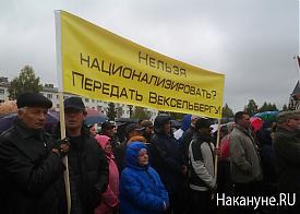 митинг баз|Фото: Накануне.RU