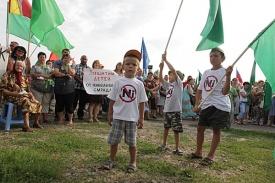 Митинг против добычи никеля|Фото: savekhoper.ru
