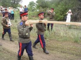 Сход казаков против добычи никеля|Фото: russian-om.livejournal.com