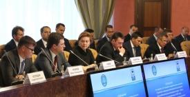 совещание по ТЭК в Югре Комарова Холманских|Фото: www.admhmao.ru