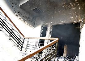 Сирия, Дамаск, взрыв, теракт, генштаб|Фото: anhar.livejournal.com