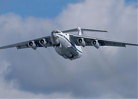 Ил-76, Ил-476, самолет|Фото: