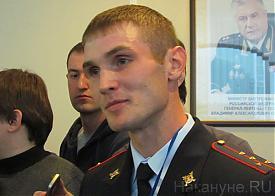 Александр Комелин, участковый области, победитель конкурса участковых|Фото: Накануне.RU
