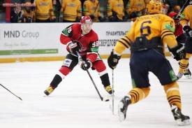 КХЛ, Автомобилист - Атлант, Малыхин|Фото: http://www.hc-avto.ru