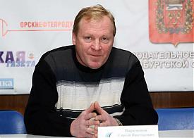 Сергей Викторович Парамонов, хоккеист|Фото: hcchelmet.ru
