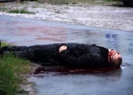 сургут, чиновники, расстрел, полиция, оцепление, труп|Фото: surgut-today.ru