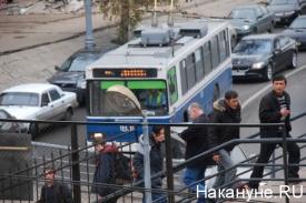 троллейбус, мост, Москва|Фото:Накануне.RU