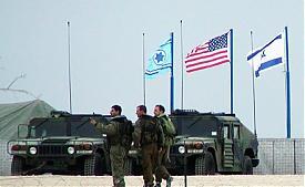 США, Израиль, учения, армия, военные|Фото: armenpress.am