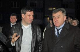 Сергей Боженов и Михаил Юревич|Фото:gubernator74.ru