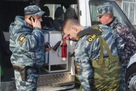 полиция, эвакуация, курган, посылка , почта|Фото: http://45.mvd.ru