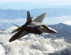F-22 Raptor, истребитель пятого поколения|Фото:proplay.ru