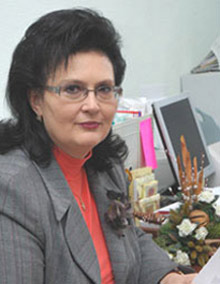 и.о. министра здравоохранения Марина Москвичева Фото: med74.ru