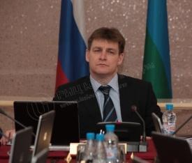 илья петров югра заместитель губернатора Фото:viperson.ru