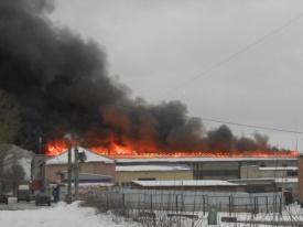 пожарная лаборатория курган пожар|Фото: