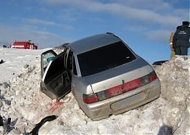 авария в Курганской области|Фото: УГИБДД УМВД России по Курганской области