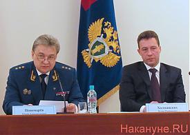 совещание силовиков Пономарев, Холманских|Фото: Накануне.RU