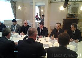 Игорьь Холманских, Новоуральск, совещание|Фото: Накануне.RU