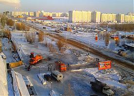 Нижневартовск порыв|Фото: vk.com