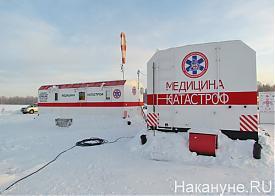 Медицина катастроф Решеты Фото: Накануне.RU