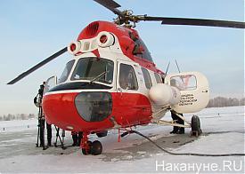 Медицина катастроф Решеты вертолет|Фото: Накануне.RU