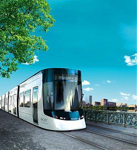 трамвай|Фото:bombardier.com