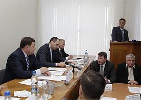 Куйвашев Паслер|Фото: департамент информационной политики губернатора Свердловской области