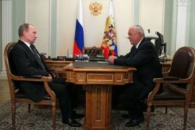 Владимир Путин, Сергей Чемезов|Фото:kremlin.ru